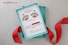 baby gift idea including how to beautifully present a gift certificate