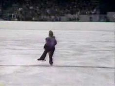 Torvill and Dean... Bolero. If you have never seen them skate, watch this Olympic Hold Medal performance. They were Magnificent!