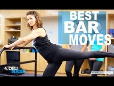 5 Barre Moves You Can Do at Home with Physique 57 | Fitness Tips | NewBe...