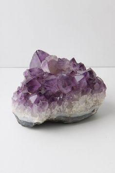 Amethyst crystals ❦ CRYSTALS ❦ semi precious stones ❦ Kristall ❦ Minerals ❦ Cristales ❦