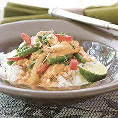 Chicken rice yumminess