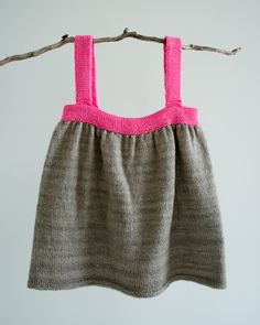 Whit's Knits: Baby Jumper - Knitting Crochet Sewing Crafts Patterns and Ideas! - the purl bee