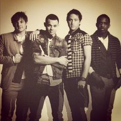 """Royal Tailor. Saw them at winterjam and they really surprised me! I love the song """"Make a Move"""""""