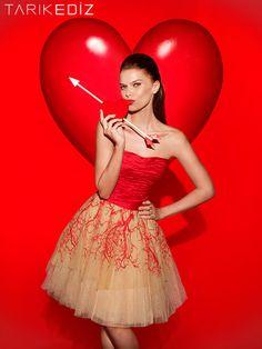 ¡Un San Valentín al rojo vivo!