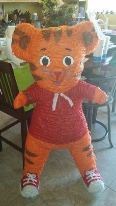 Daniel tiger piñata