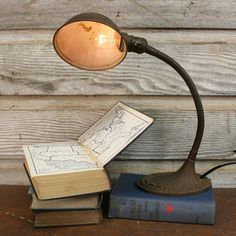 Gooseneck Desk Lamp I now featured on Fab.