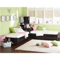 ... rooms ideas twin beds platform beds girls rooms girl rooms kids rooms