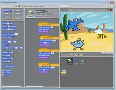 Scratch - Free Computer Programming Tool for Kids