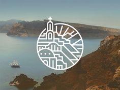 Santorini, Greece by Daniel Führer for ZOZI