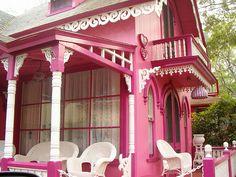 Martha's Vineyard: Charming Gingerbread Home...