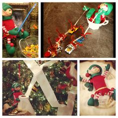 Our little elf has been busy :) www.lollipopwishes.com