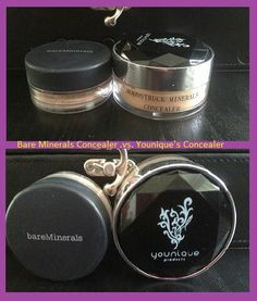 Size comparison between Younique and bare minerals https://www.youniqueproducts.com/JodieRanzenberger/