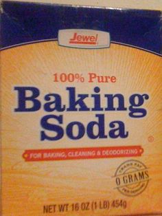 Using baking soda to treat your yeast infection is one of the simpler