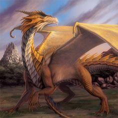 gold dragon, dragon lair