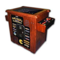 Re-live the glory days of the arcade in your own home.