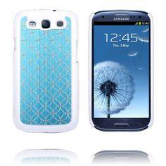 UniQuad (Vaaleansininen) Samsung Galaxy S3 Suojakuori - http://lux-case.fi/uniquad-vaaleansininen-samsung-galaxy-s3-suojakuori.html