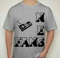 NES shirt