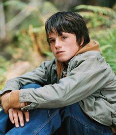 Josh Hutcherson in childhood