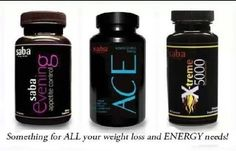 Appetite control & Energy! Saba Evening Appetite Control! ACE! Xtreme5000! Get ready to be the BEST you this year! www.serenahess.sababuilder.com