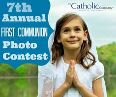 Don't forget to submit your favorite First Communion photo from the 2014 season for your chance to win a gift card to The Catholic Company. Use the tab at the top of our Facebook page. Entry deadline is June 1st!