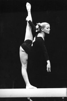 Olympic Heroes Then and Now: Cathy Rigby