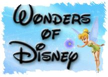 WONDERS OF DISNEY - clipart, backgrounds, fonts, music, coloring pages, news, you name it!