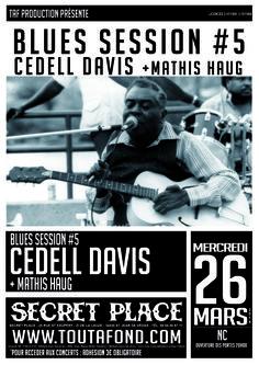 Cedell Davis @ Saint-Jean de Vedas