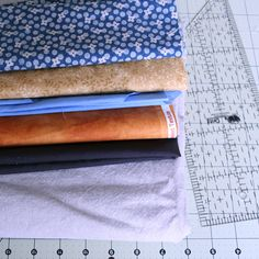 Tangible Pursuits: Beginning a new quilt
