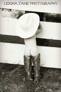 I have this photo of my youngest when he was this age  ##favorite pic ever! cowboy boots, toddler photographi, toddler photography, photo idea, toddler picture, hat
