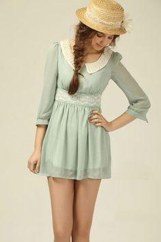 #mint dress