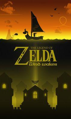 Legend of Zelda | http://#poster http://#zelda