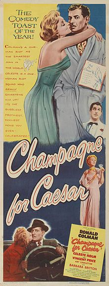 Champagne for Caesar (1950 film)