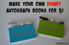 Make Your Own Disney