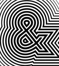 60's ampersand.