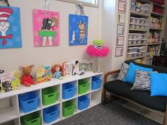 First Grade Glitter and Giggles: Classroom Makeover...