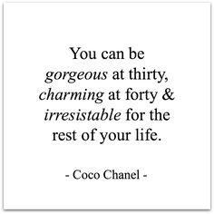 Coco Chanel ❥