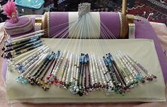 Bobbin Lace ( I need more time in life)
