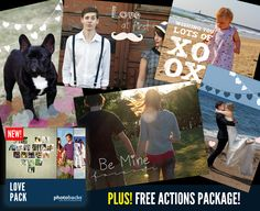 Treat your photos to some LOVE this weekend with the new Photobacks LOVE Pack! On Sale for Memorial Day! ONLY $39.95 PLUS get the Photobacks Actions Package FREE! www.photobacks.com/packages $100 Value FREE with the purchase of any package -- only through 5/31/14 with coupon code: MEMORIAL