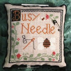 Busy Needle