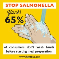 Yuck - make sure you're not one of them! Pass it on - we want everyone to have a food-safe #holiday feast! http://www.holidayfoodsafety.org/images/yuck_Y.jpg