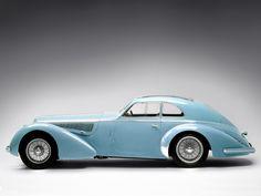 1938 8C 2900B Le Mans Speciale