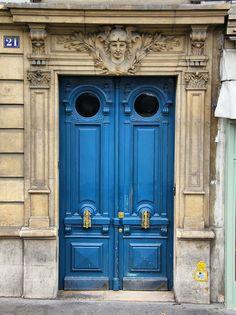 French door design.