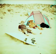 Love the surf life! Moliets, France...visit Surf Maroc www.surfmaroc.co.uk