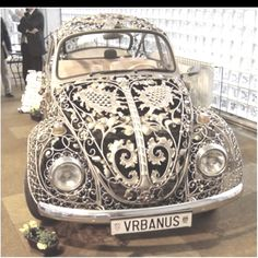 Beautiful, creative and maybe useless... I so identify!;)