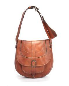 cross body saddle bag fashion, patricia nash, style, tans, saddl bag, leather handbag, barcellona saddl, saddles, bags