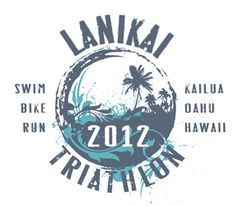 First tri of 2012!