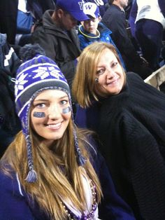 Visiting Taylor at UW....Go Huskies!