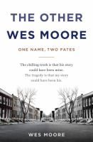 Two kids with the same name were born blocks apart in the same decaying city within a few years of each other. One grew up to be a Rhodes Scholar, army officer, White House Fellow, and business leader. The other is serving a life sentence in prison. Here is the story of two boys and the journey of a generation.