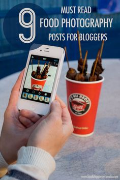 9 Must Read Food Photography Posts for Bloggers | food bloggers of canada