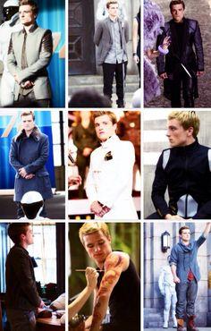 Hunger Games / Catching Fire / Peeta